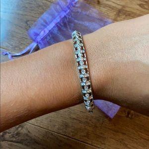 Givenchy bling bracelet